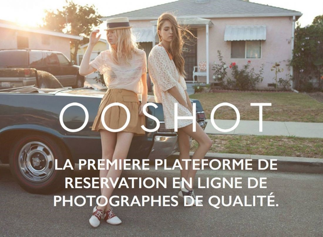 Ooshot Booking Photographes