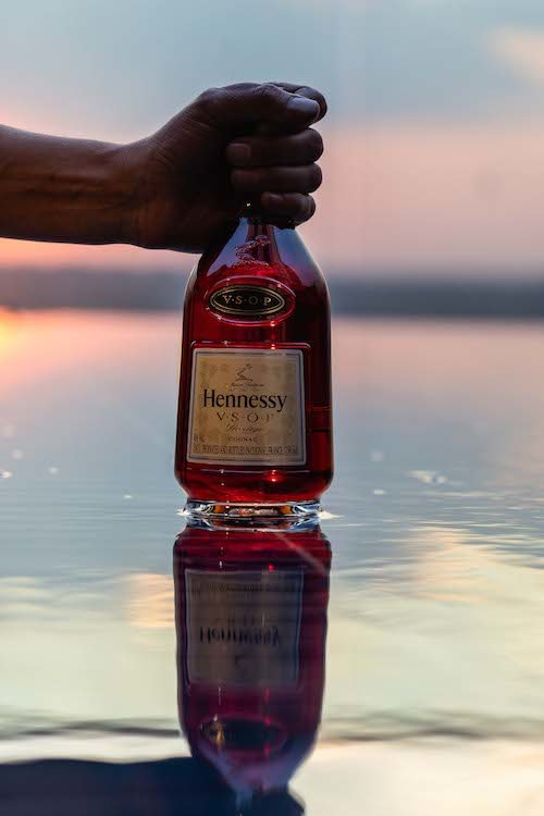 Hennessy asked for lifestyle, nightlife and still life visuals for its social media